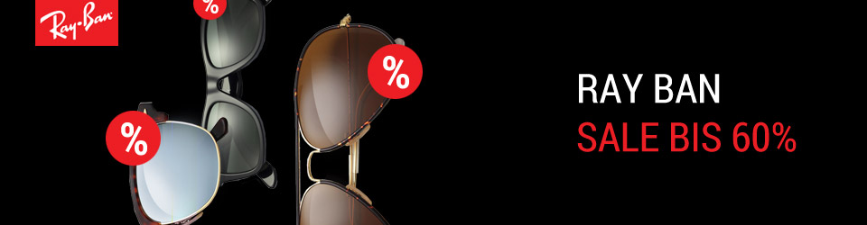 Ray Ban Sale bis 60%