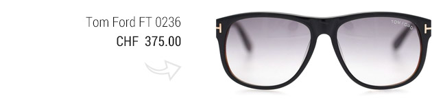 Tom Ford FT 0236 CHF 375.00