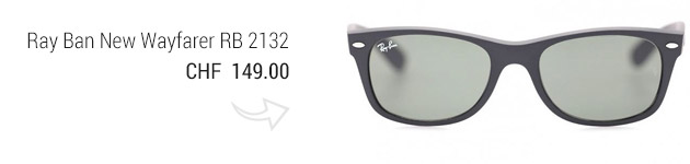 Ray Ban New Wayfarer RB 2132 CHF 149.00