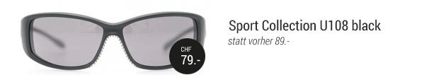 Sport Collection U108 CHF 79.00