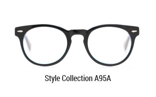 Style Collection A95A für 179 CHF inkl. Korrekturgläser